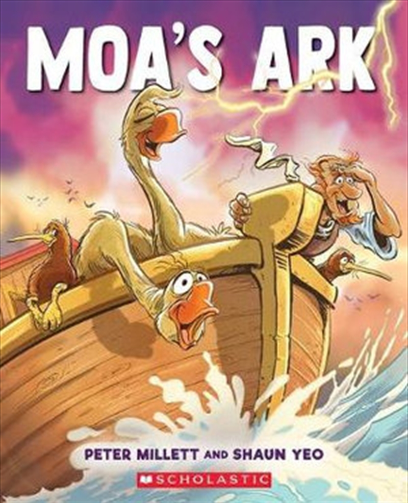 Moa's Ark | Paperback Book