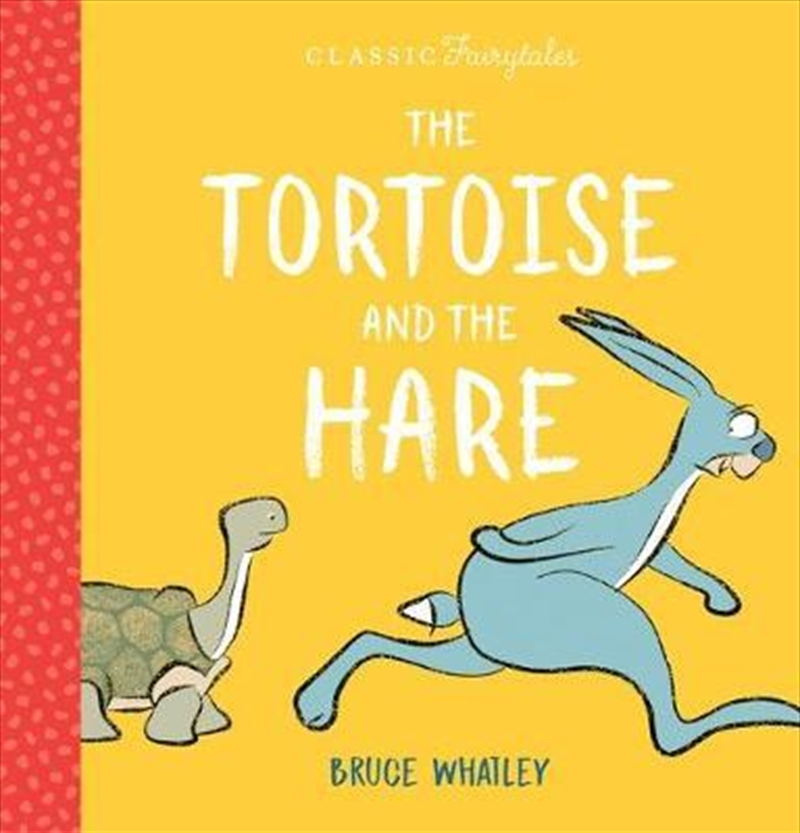 Tortoise And The Hare | Hardback Book