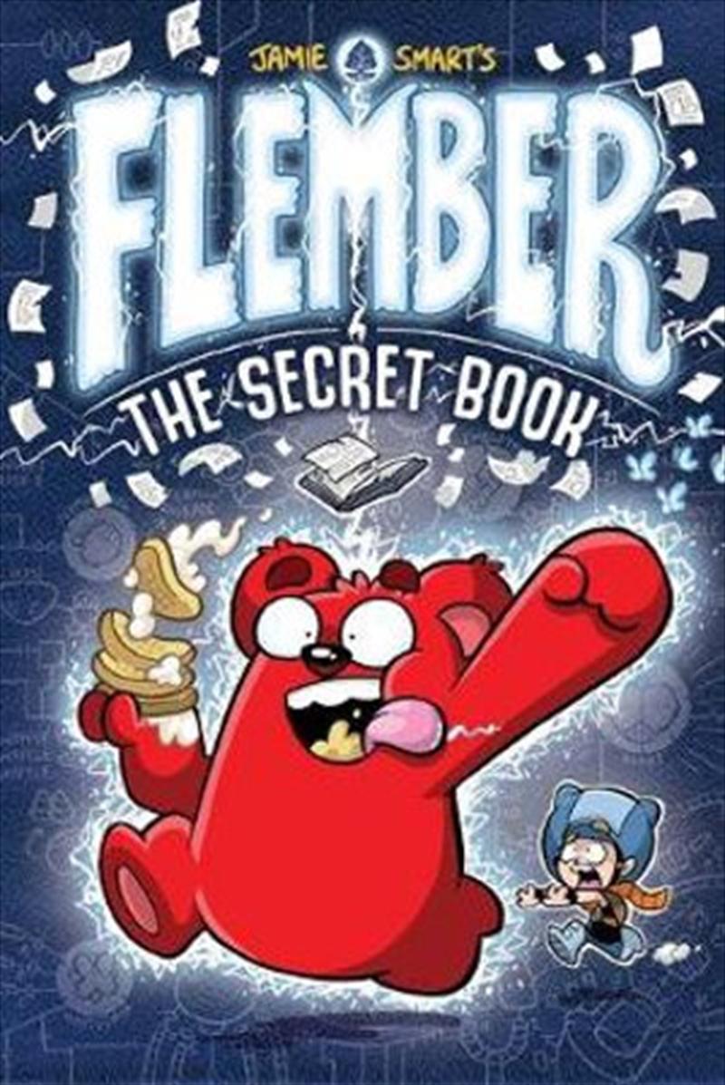 Flember - The Secret Book | Paperback Book