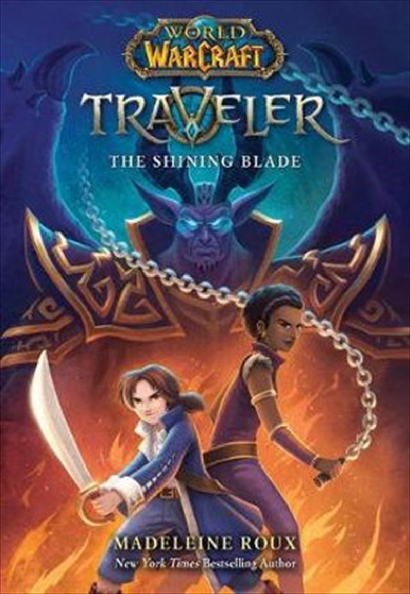 Shining Blade (World of Warcraft Traveler, Book 3) | Paperback Book