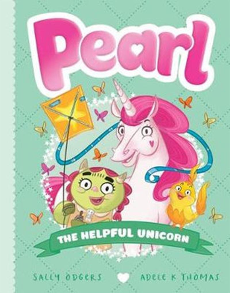 Pearl #6 The Helpful Unicorn | Paperback Book