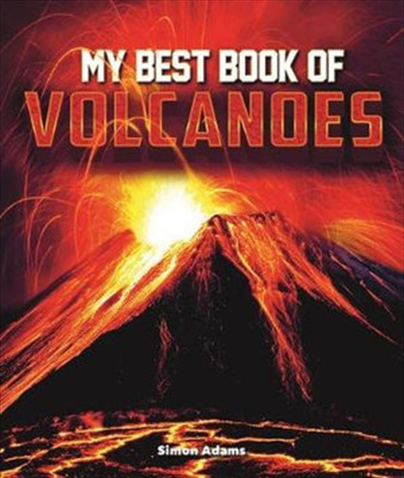 My Best Book Of Volcanoes | Paperback Book