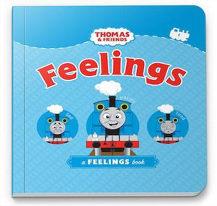 Thomas And Friends: Feelings | Board Book