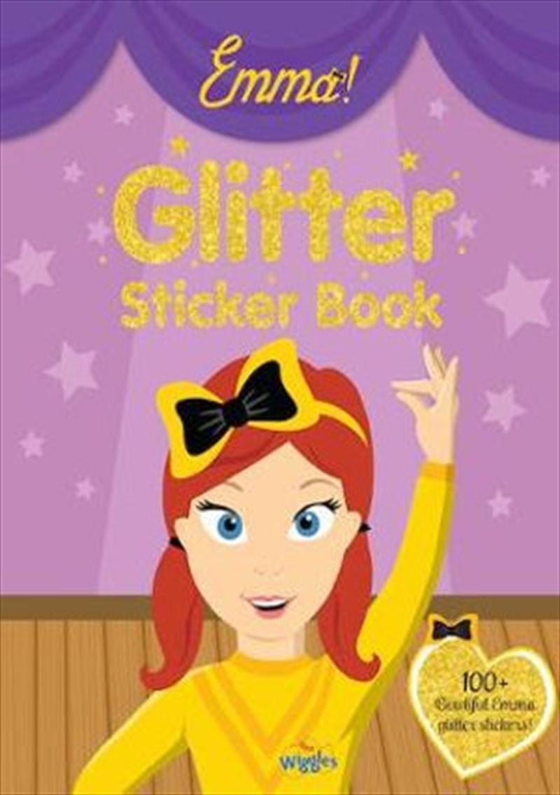 Wiggles: Bubble Sticker Book   Paperback Book