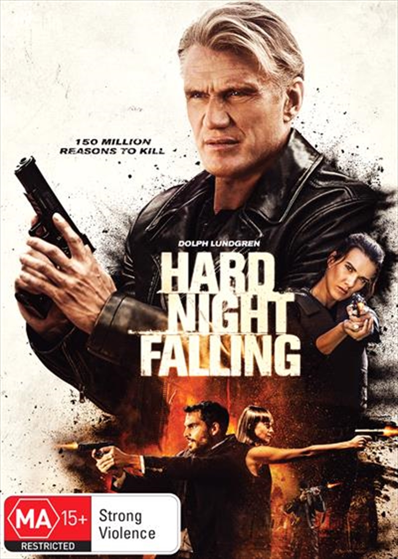Hard Night Falling | DVD