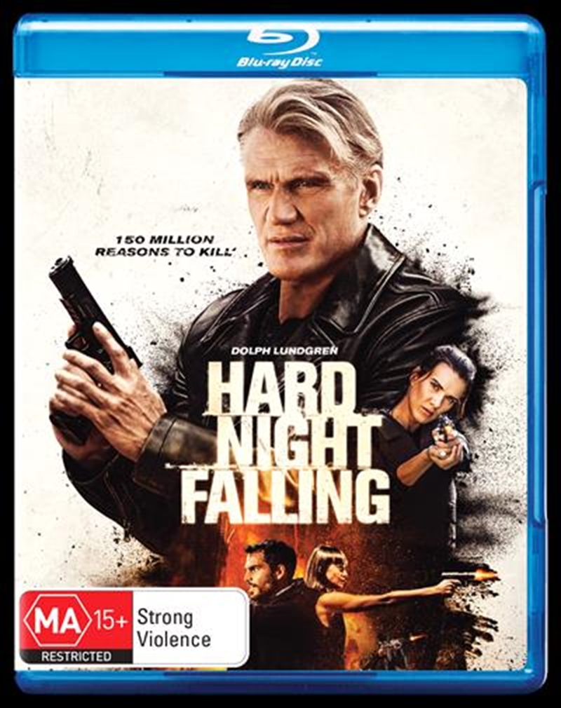 Hard Night Falling | Blu-ray