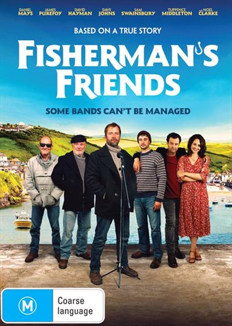 Fisherman's Friends | DVD