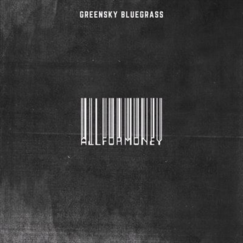 All For Money | CD