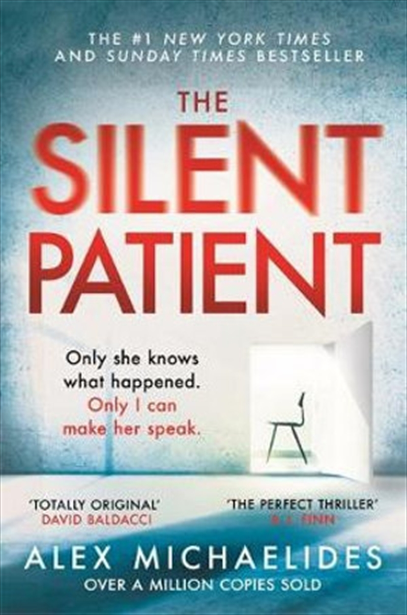Silent Patient - The Richard and Judy bookclub pick and Sunday Times Bestseller | Paperback Book
