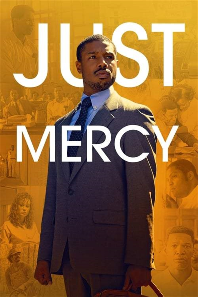 Just Mercy - Michael B. Jordan | DVD