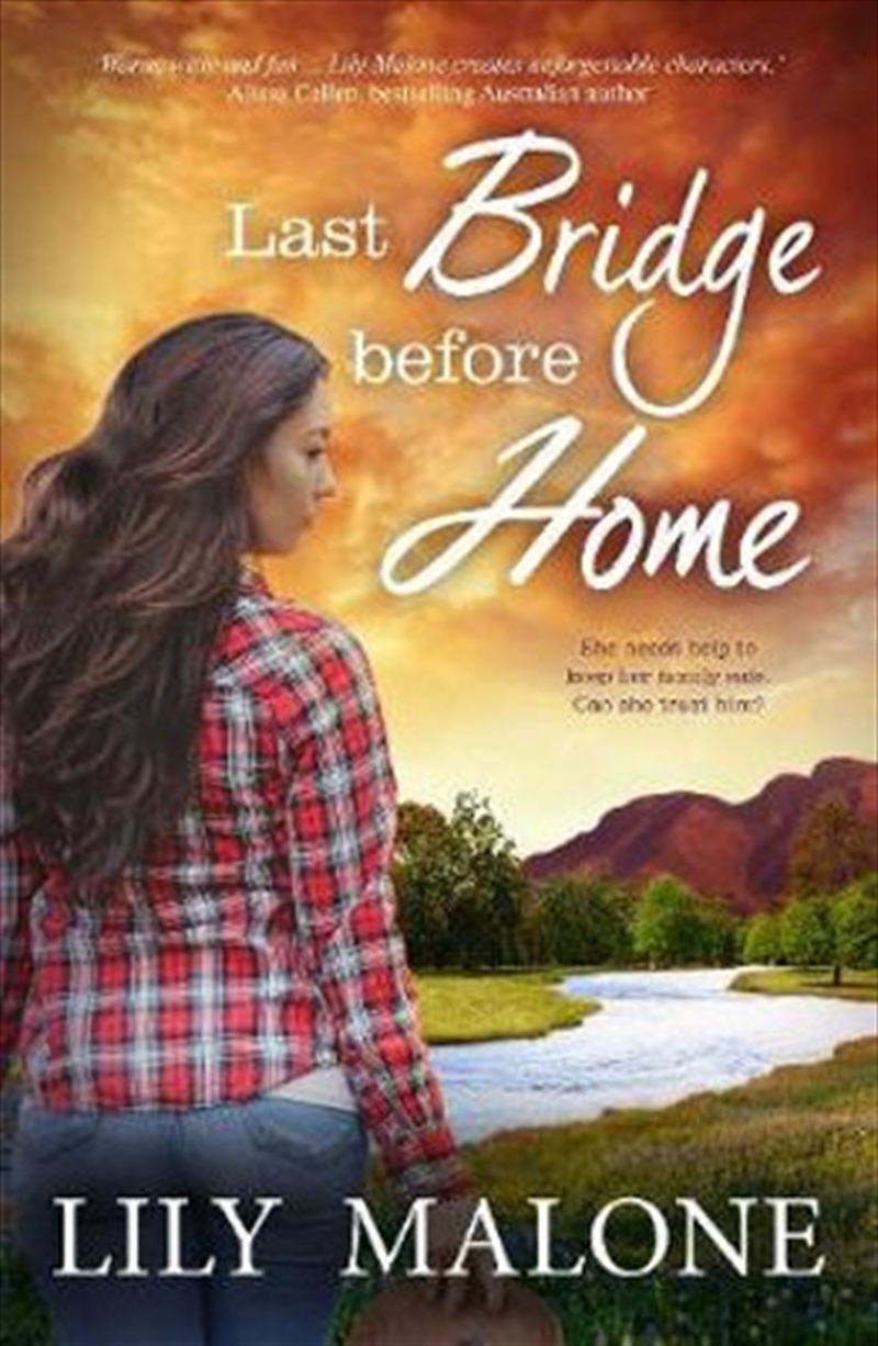 Last Bridge Before Home | Paperback Book
