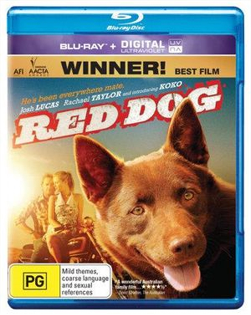 Red Dog | Blu-ray