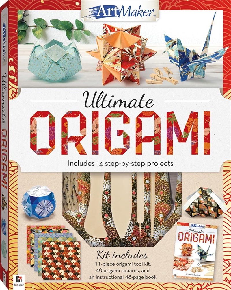 Ultimate Origami | Hardback Book