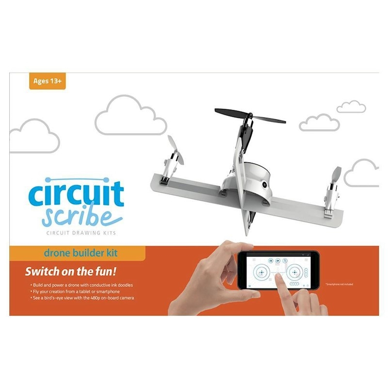 Circuit Scribe Drone Builder Kit | Toy
