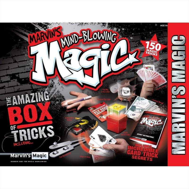 Mind Blowing Magic 150 Tricks | Toy