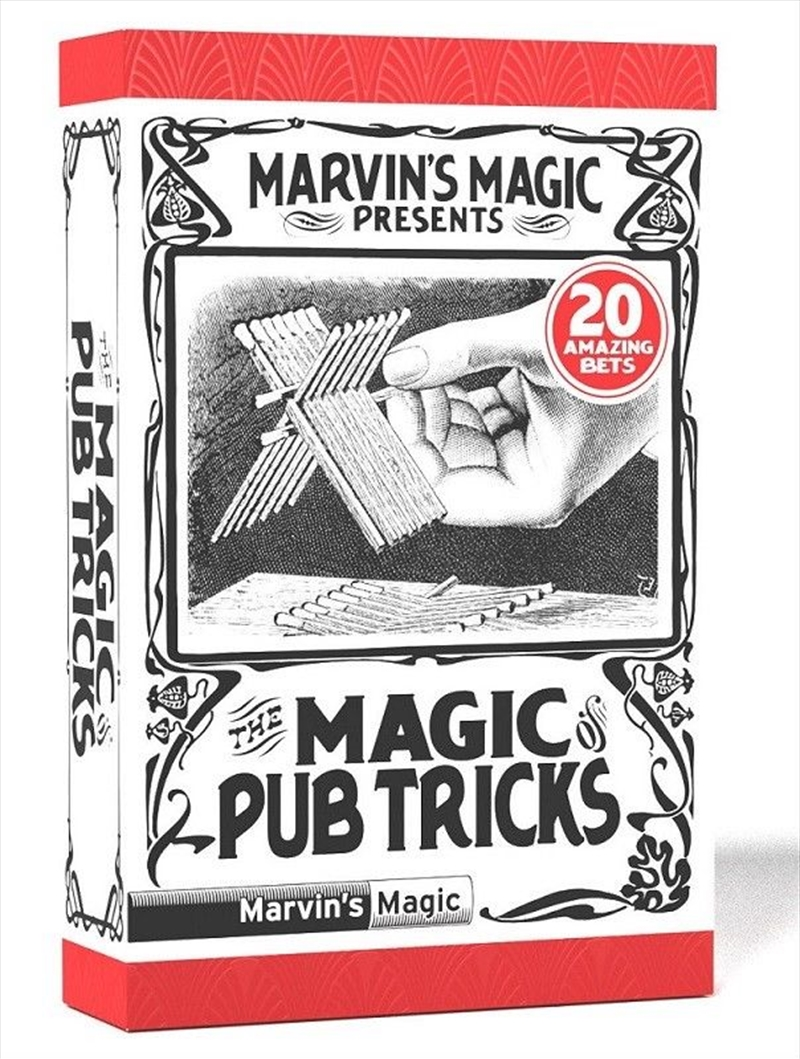 Magic Of Pub Tricks | Merchandise