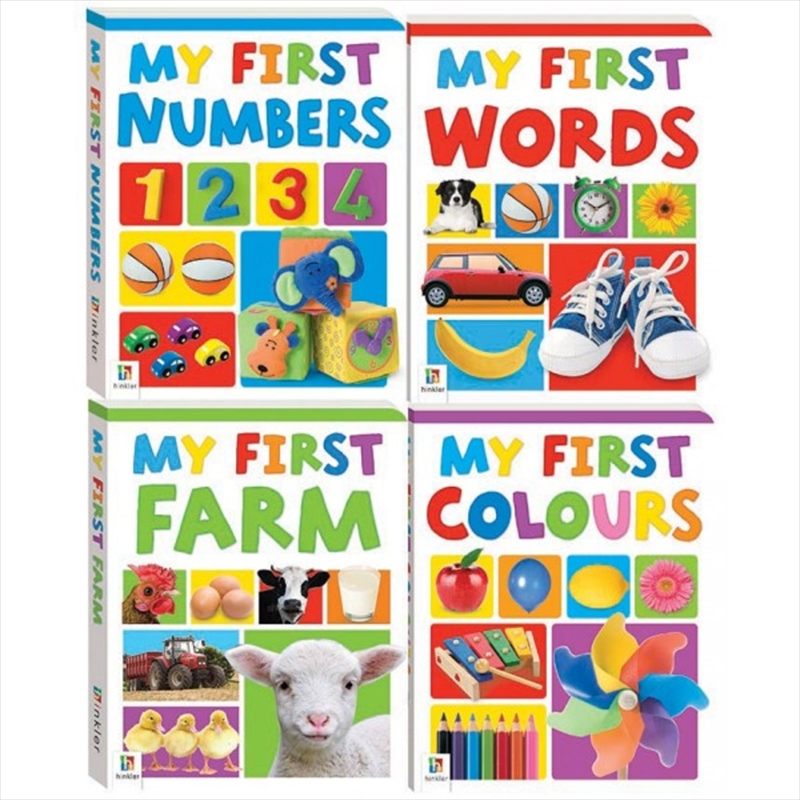 My First Board Book Assorted | Books