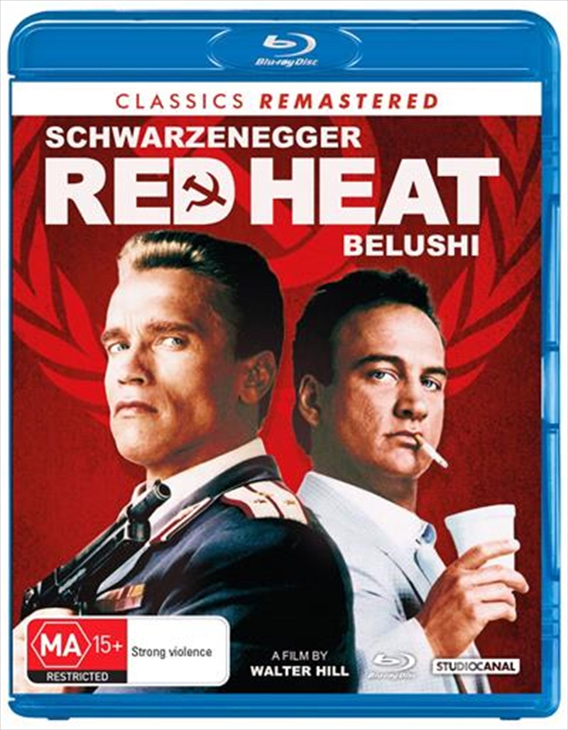 Red Heat | Classics Remastered | Blu-ray