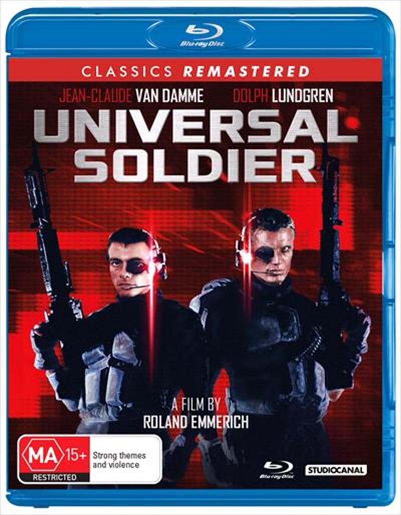Universal Soldier | Classics Remastered | Blu-ray