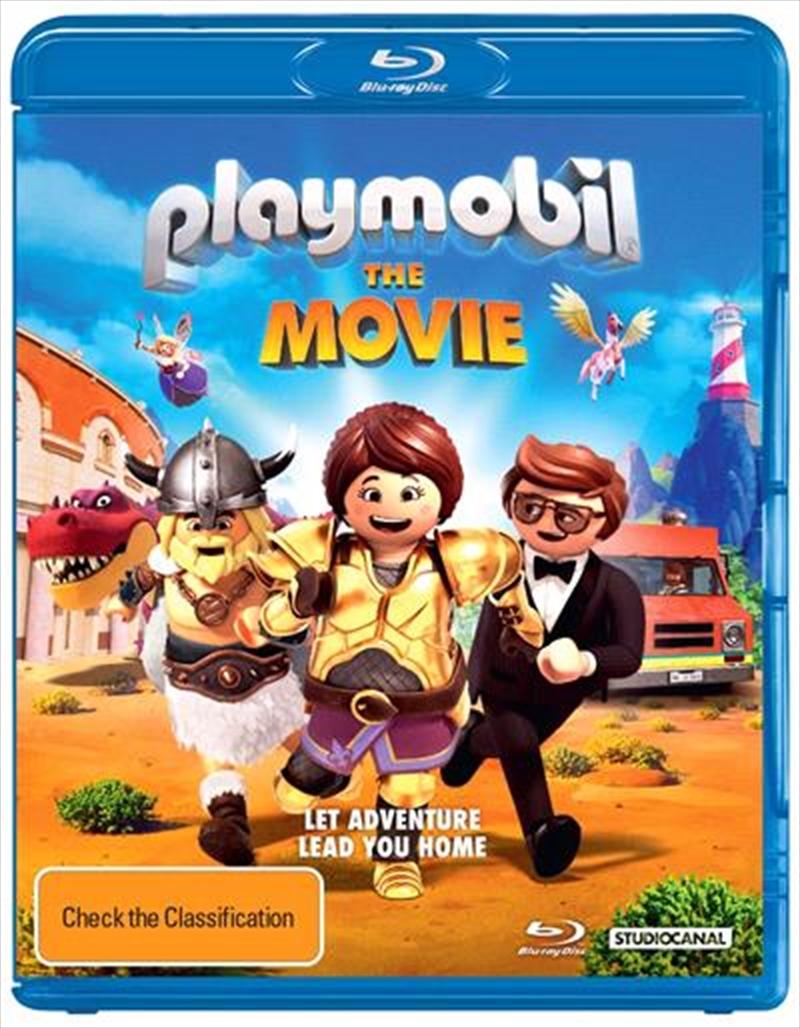 Playmobil - The Movie | Blu-ray