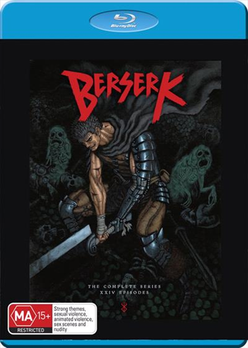 Berserk | Complete Series | Blu-ray