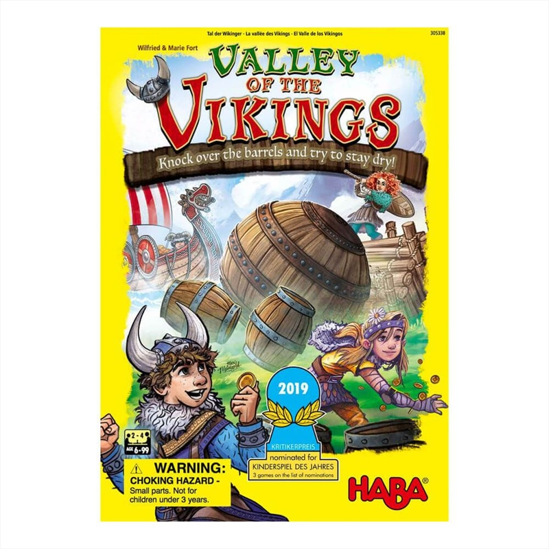 Valley Of The Vikings | Merchandise