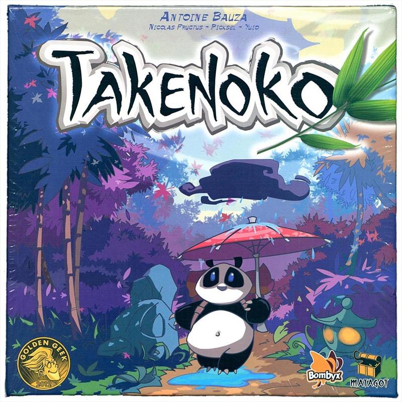 Takenoko | Merchandise