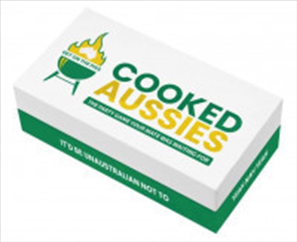 Cooked Aussies | Merchandise