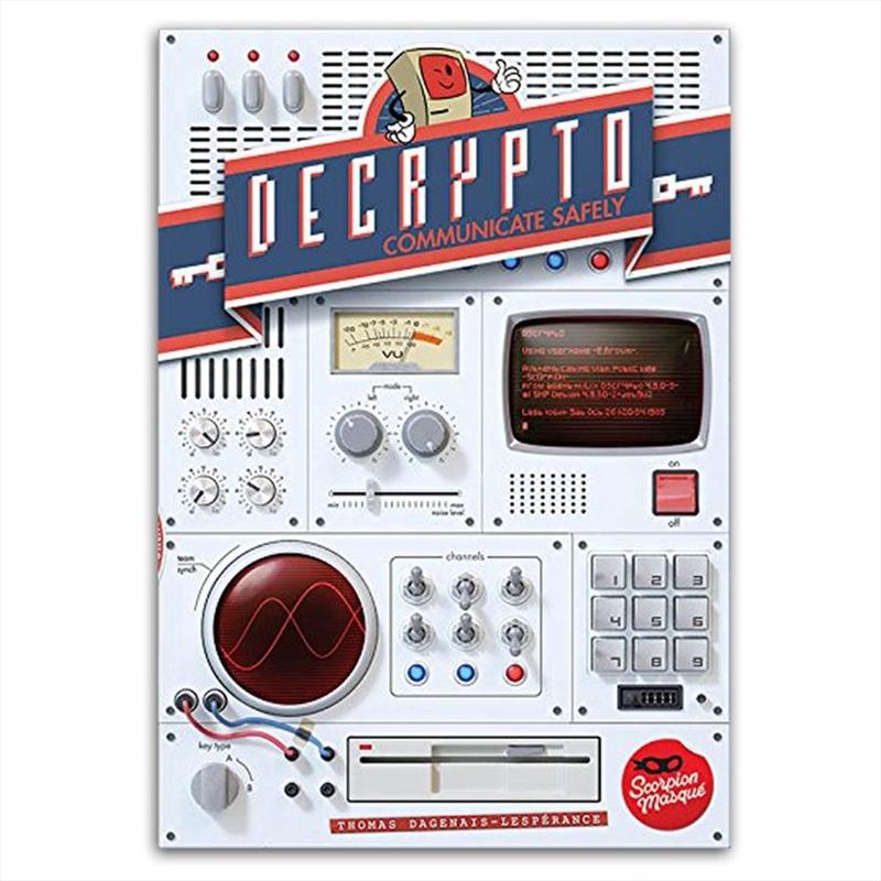Decrypto | Merchandise