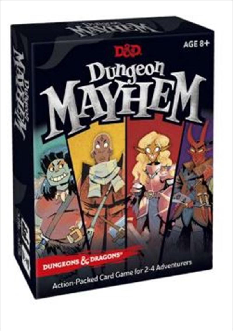 Dungeon Mayhem | Merchandise