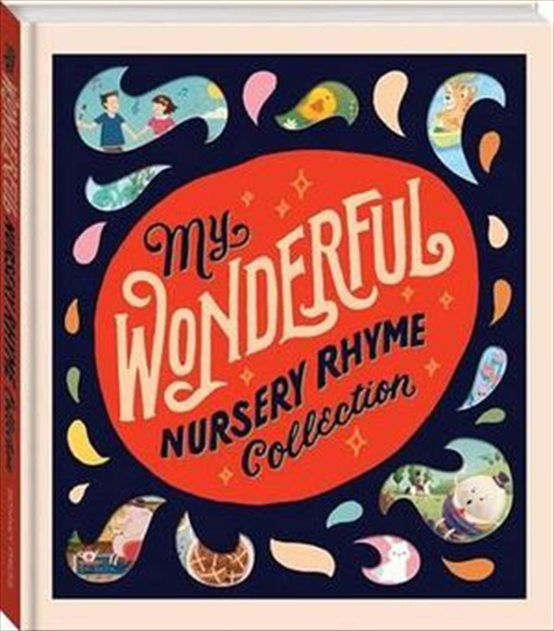 My Wonderful Nursery Rhyme Collection | Books