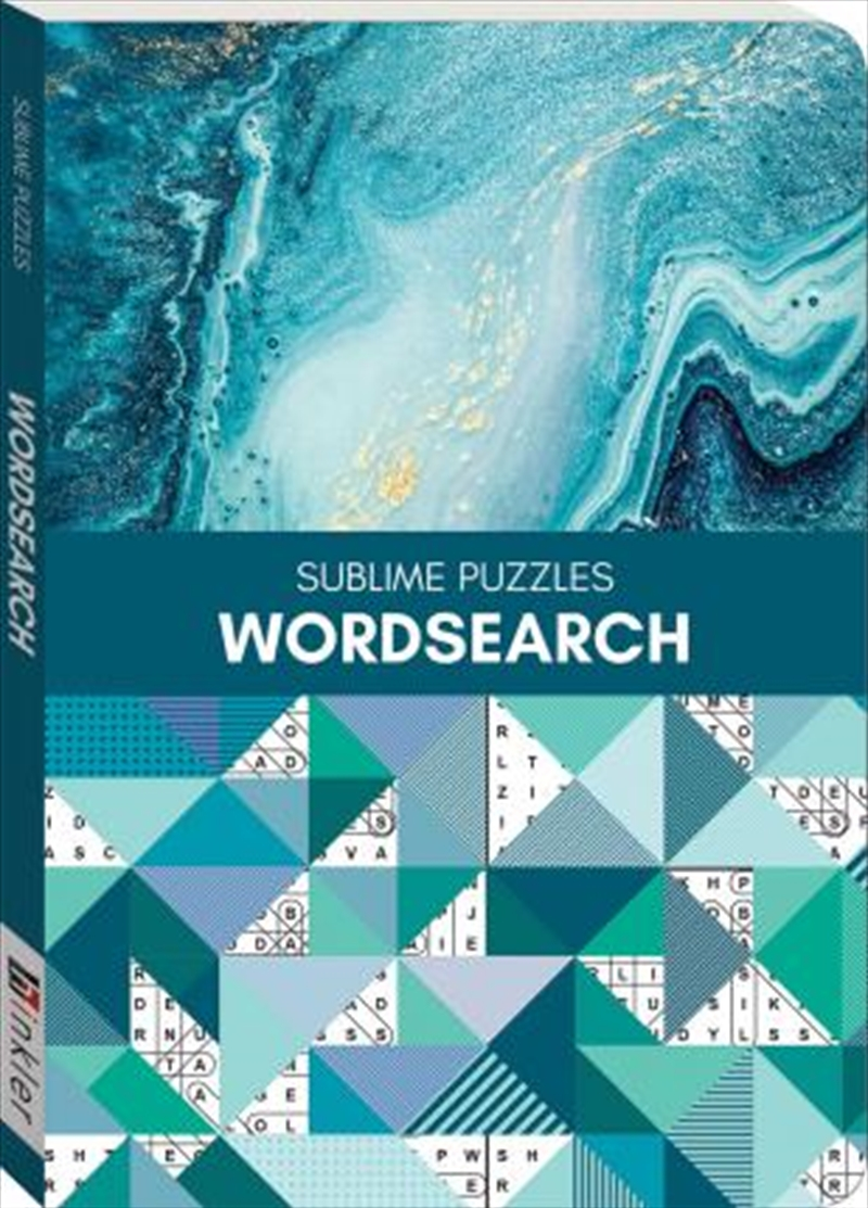 Sublime Puzzles: Word Search | Paperback Book