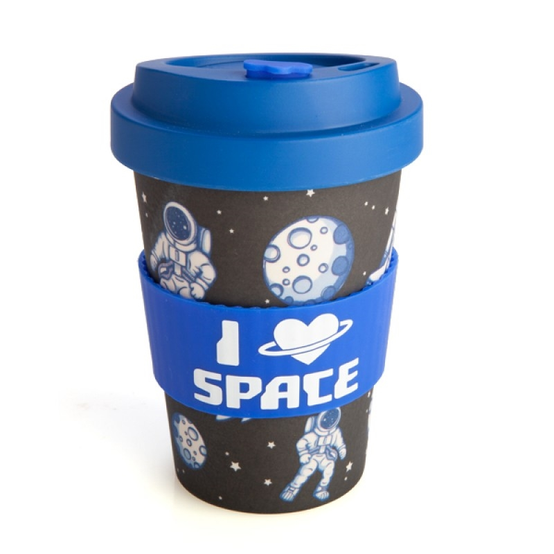 Space Eco-to-Go Bamboo Cup   Homewares