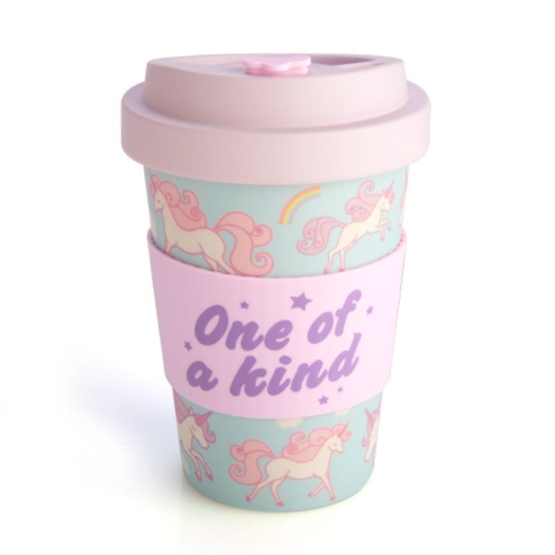 Unicorn Eco-to-Go Bamboo Cup | Homewares