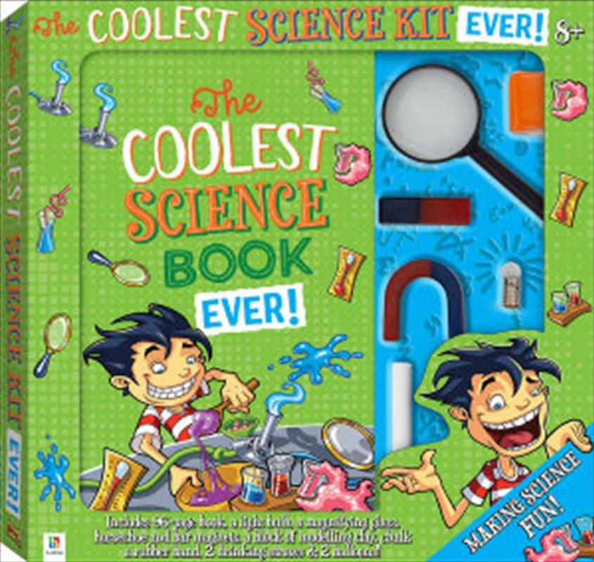 Best Science Kit Ever! (2019) | Books