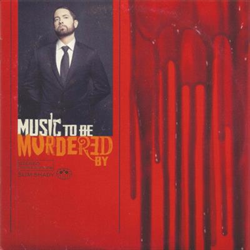 Music To Be Murdered By | CD