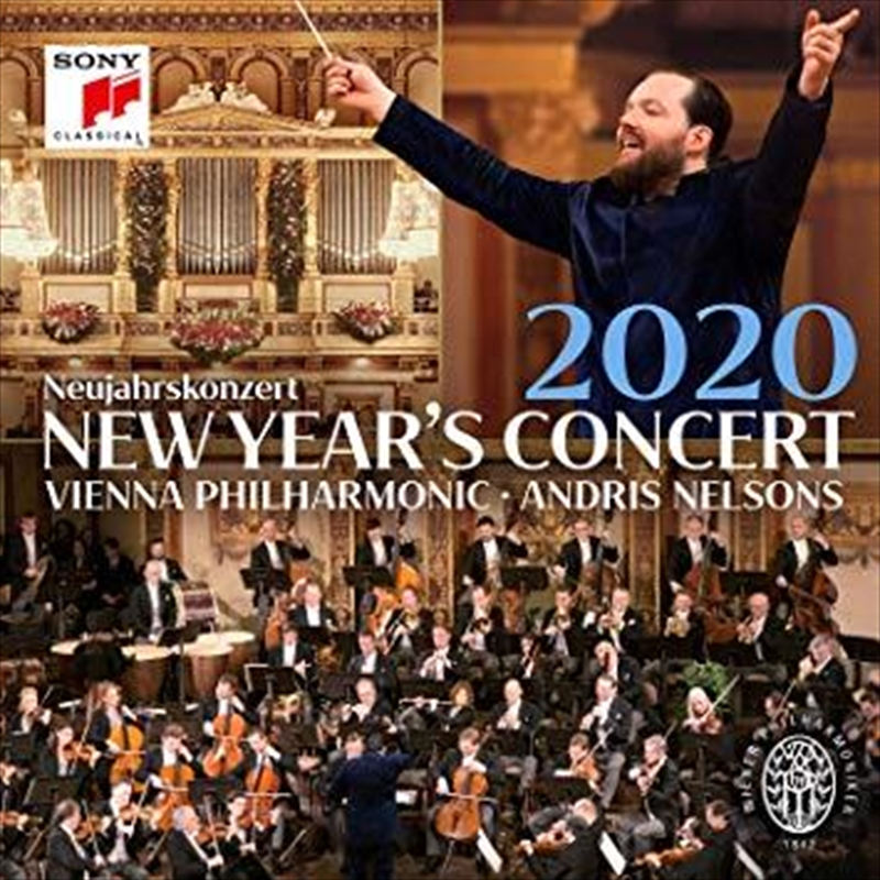 New Years Concert 2020 - Neujahrskonzert | Blu-ray