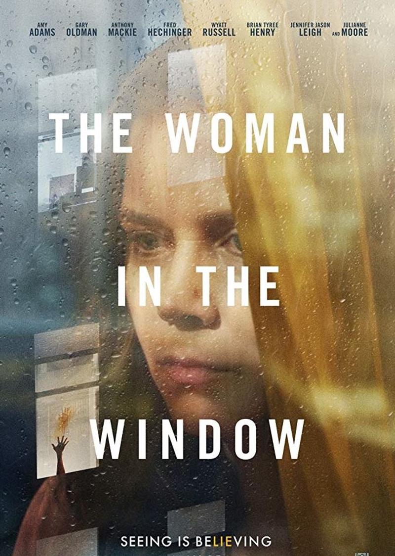 Woman In The Window | DVD