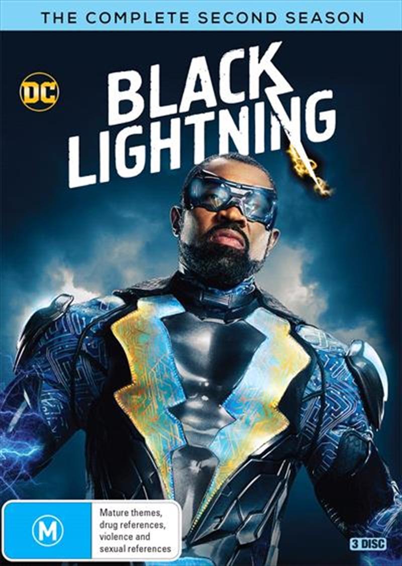 Black Lightning - Season 2 | DVD