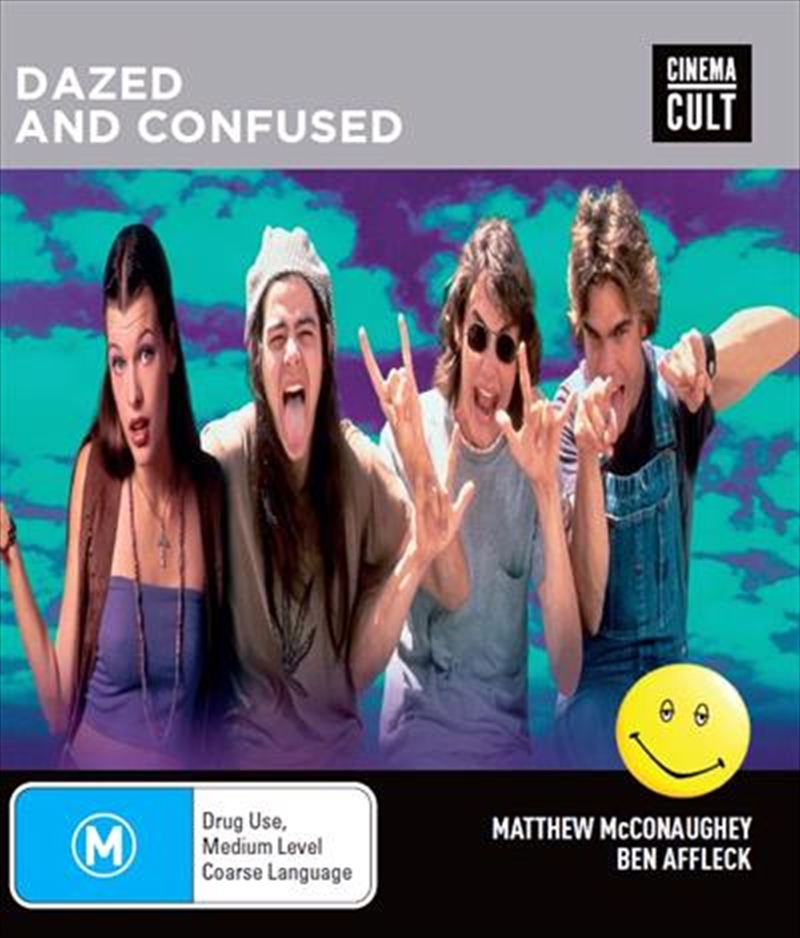 Dazed And Confused | Blu-ray