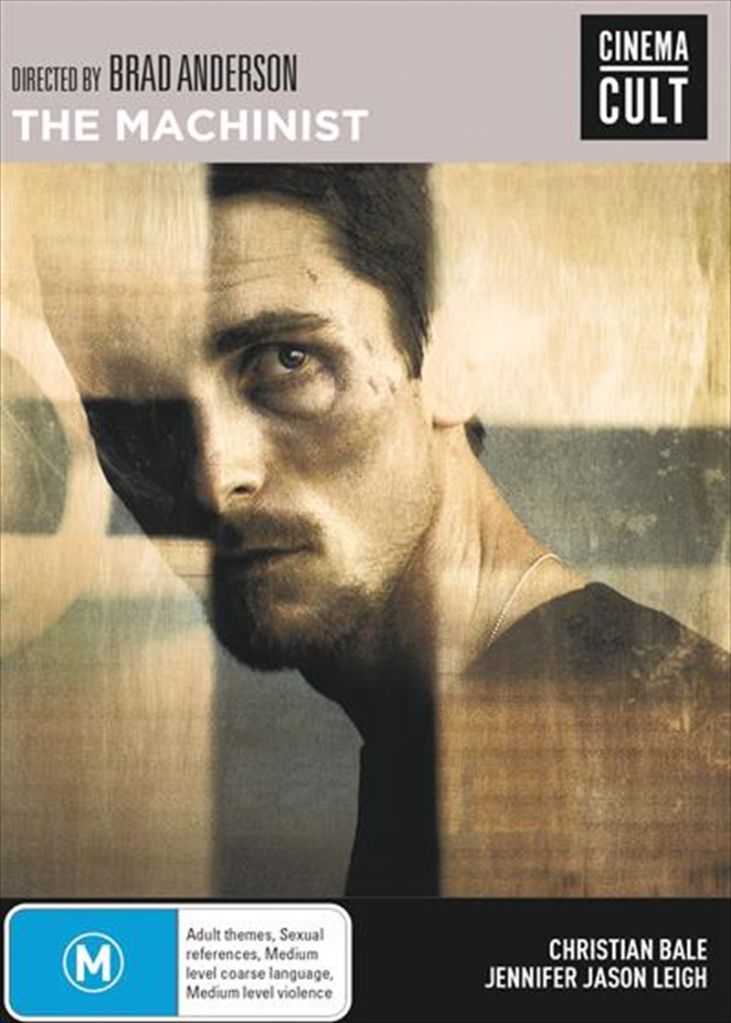 Machinist, The | DVD
