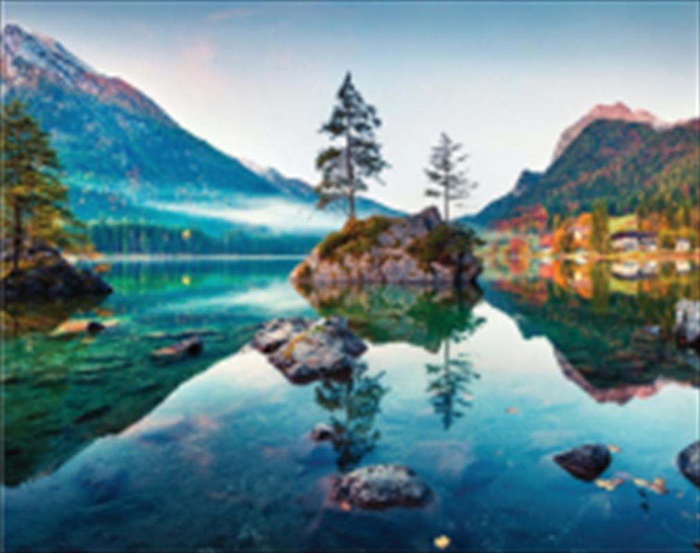 Mindbogglers Series 14 - Hintersee lake, Germany   Merchandise