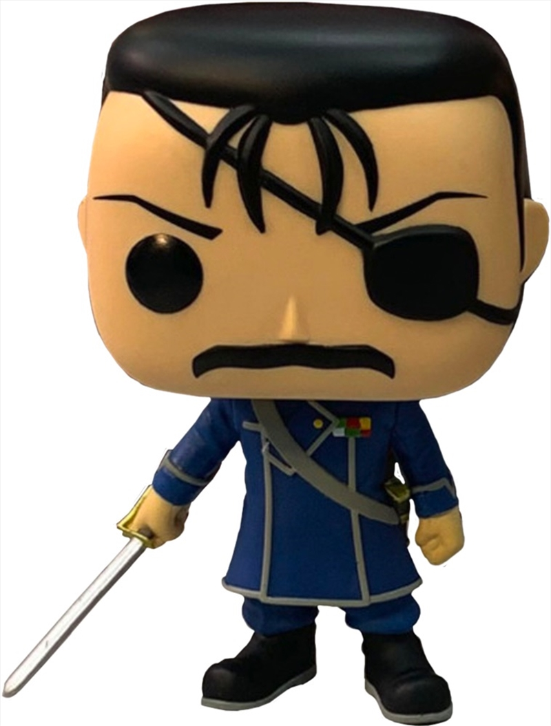 Full Metal Alchemist - King Bradley US Exclusive Pop! Vinyl [RS] | Pop Vinyl