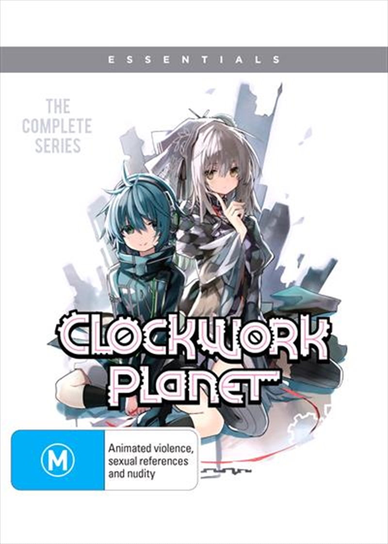 Clockwork Planet | Complete Series | Blu-ray