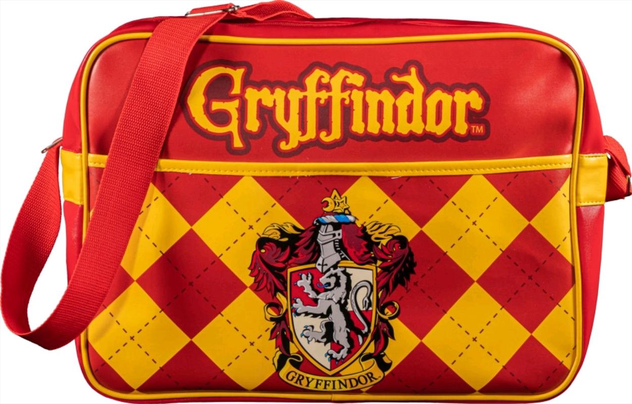 Harry Potter - Gryffindor Messenger Bag | Apparel