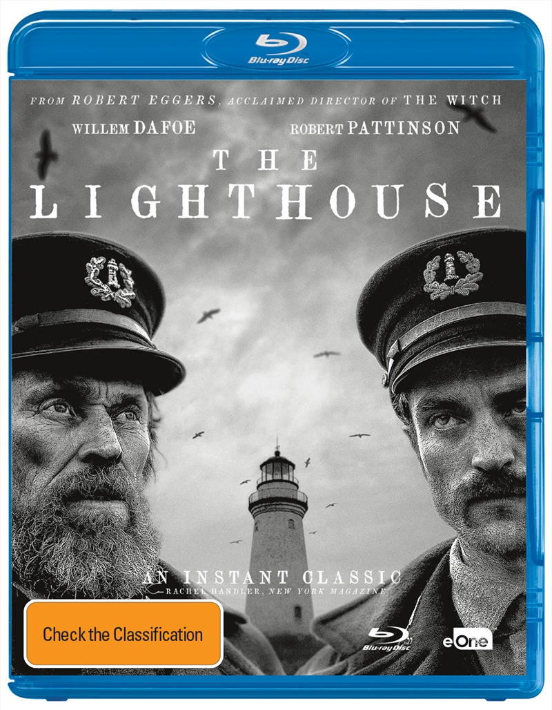 Lighthouse, The | Blu-ray
