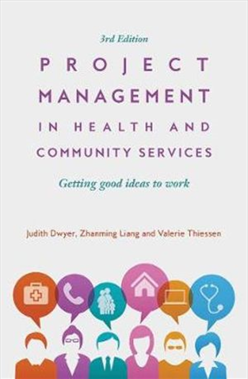 Project Management in Health and Community Services | Paperback Book