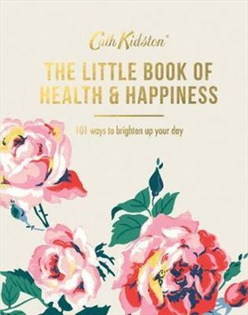 Little Book Of Health And Happiness | Hardback Book