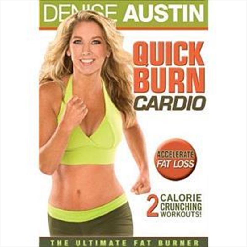 Denise Austin: Quick Burn Cardio | DVD
