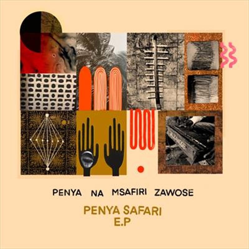 Penya Safari | Vinyl